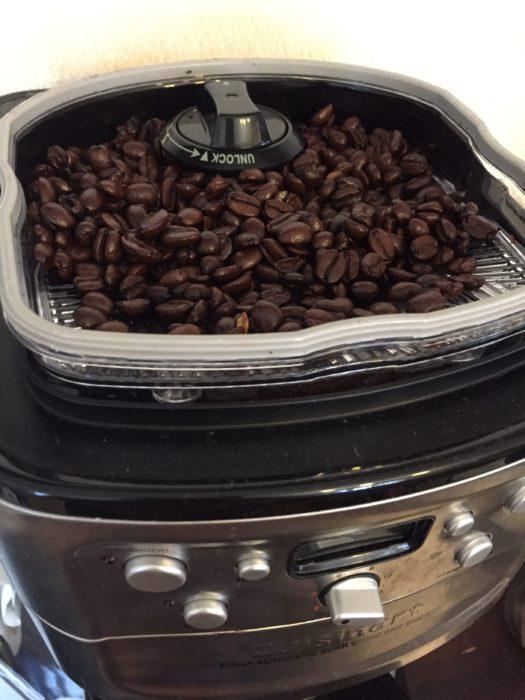 クイジナートコーヒーメーカー