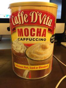 caffe d'vita MOCHAの写真