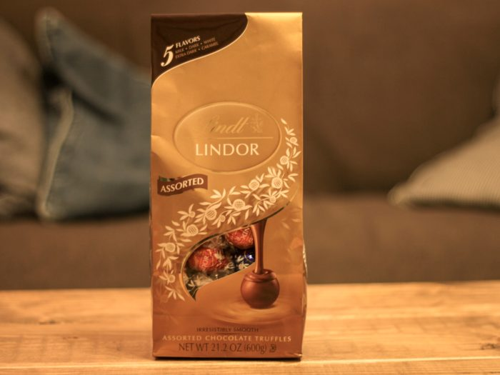 リンツ リンドール チョコレート -コストコ