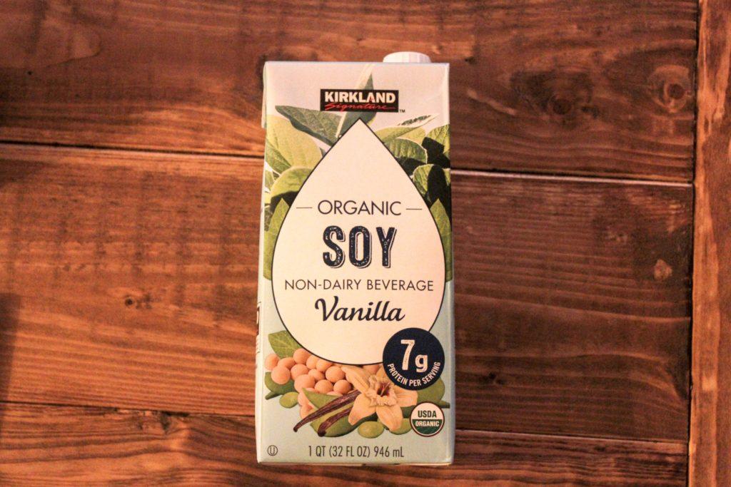 オーガニック豆乳 バニラ-コストコ
