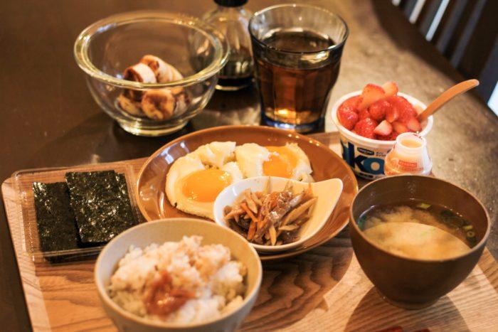 コストコ食材 -朝ごはん-コストコ