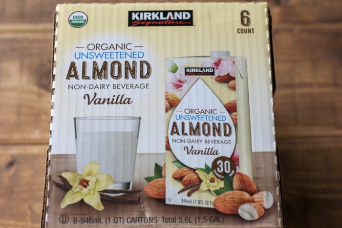 アーモンドミルク バニラ-コストコ