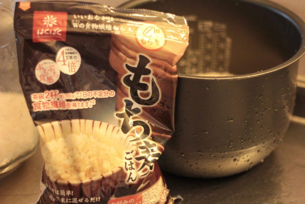 はくばく もち麦 ダイエット結果 画像-コストコ