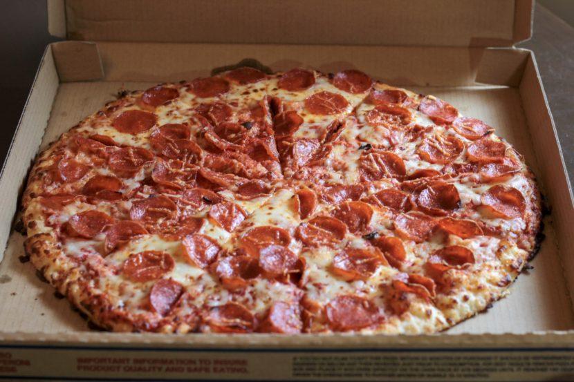 コストコが通販 -コストコのピザの画像ーcostc o