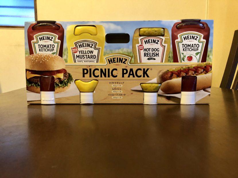 ハインツ ピクニックパック -コストコ-画像